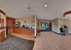 Americas Best Value Inn & Suites - Longview - ロビー