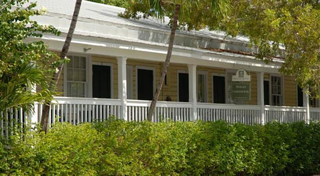 Merlin Guest House - Key West - キー・ウェスト - 建物