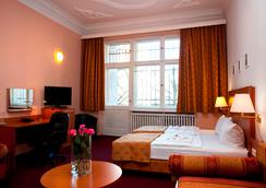 ホテル アスター アン デア メッセ - ベルリン - 寝室