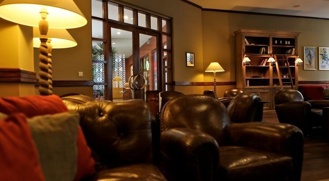 Hotel Memling - キンシャサ - バー