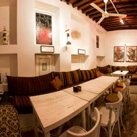 XVA アート ホテル Dining