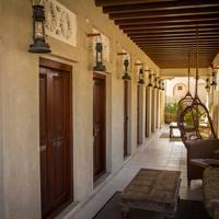 XVA アート ホテル Hallway