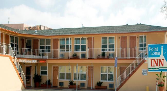 Hotel Point Loma - サンディエゴ - 建物