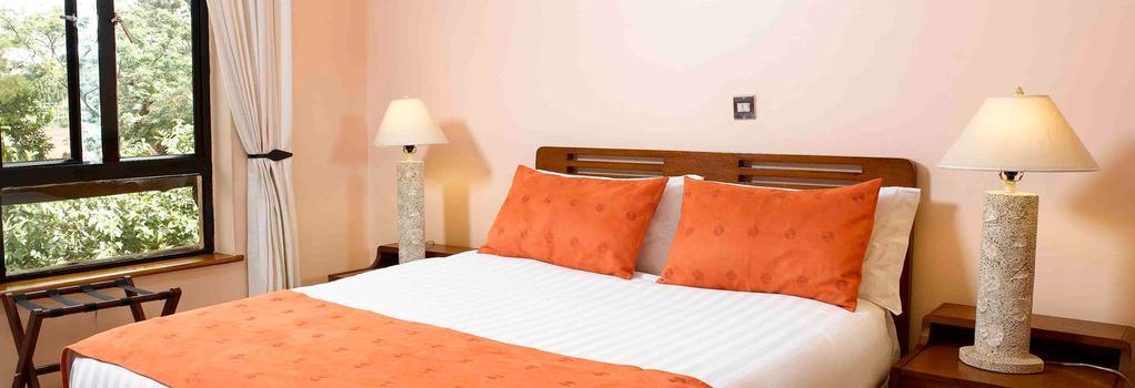 Wasini All Suite Hotel - ナイロビ - 寝室
