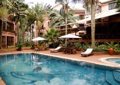 Wasini All Suite Hotel - ナイロビ - プール