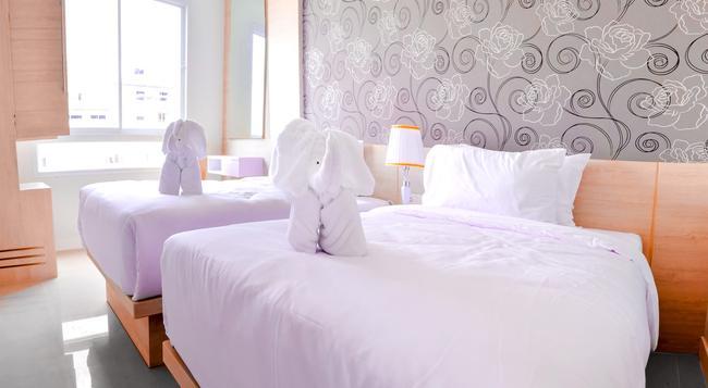 ミラージュ エクスプレス パトン プーケット ホテル - パトン - 寝室