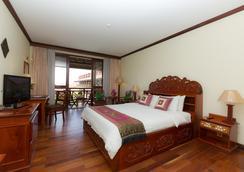 アンコール パラダイス ホテル - シェムリアップ - 寝室