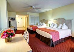 Bahama House - デイトナ・ビーチ - 寝室