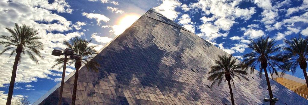 ルクソール - ラスベガス - 建物
