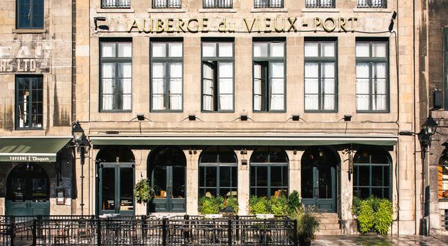 オーベルジュ デュ ビュー ポート - モントリオール - 建物