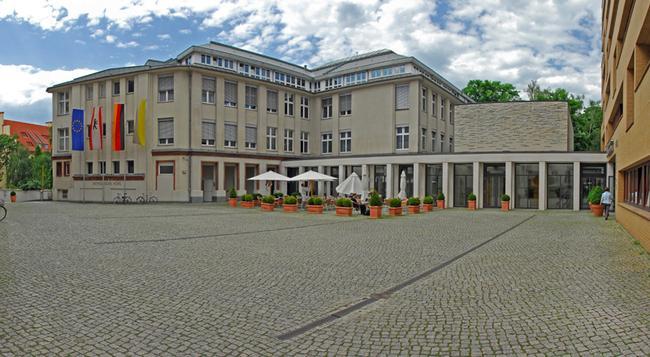 ホテル アクィノ タークンクスツェントルム - ベルリン - 建物
