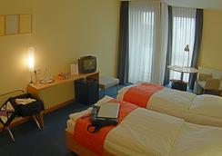 ホテル アクィノ タークンクスツェントルム - ベルリン - 寝室