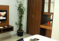 グリーン バンブー レジデンス - 南ジャカルタ市 - 寝室