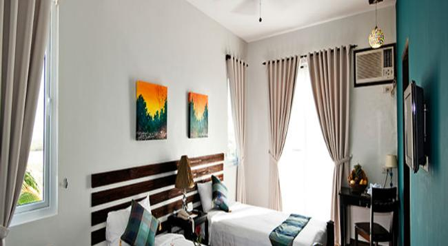 Hotel Soffia Boracay - Malay - 寝室