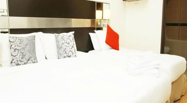 ア ベスト セリ ブキット セイロン サービスト レジデンス - クアラルンプール - 寝室