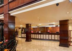 ベイビュー パーク ホテル マニラ - マニラ - ロビー