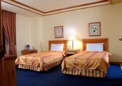ベイビュー パーク ホテル マニラ - マニラ - 寝室