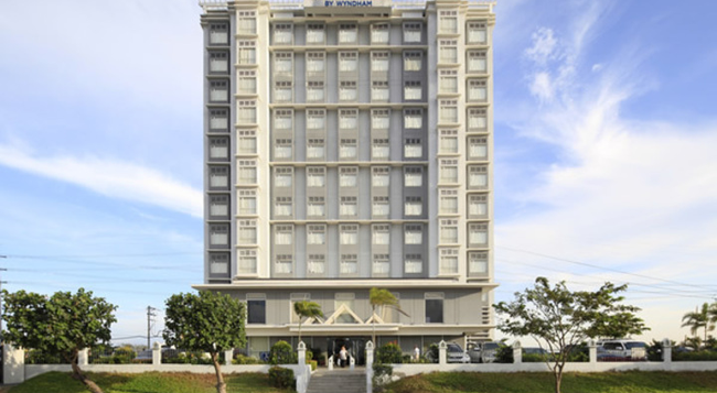 Microtel Inn & Suites by Wyndham Manila/At Mall of - Pasay - 建物