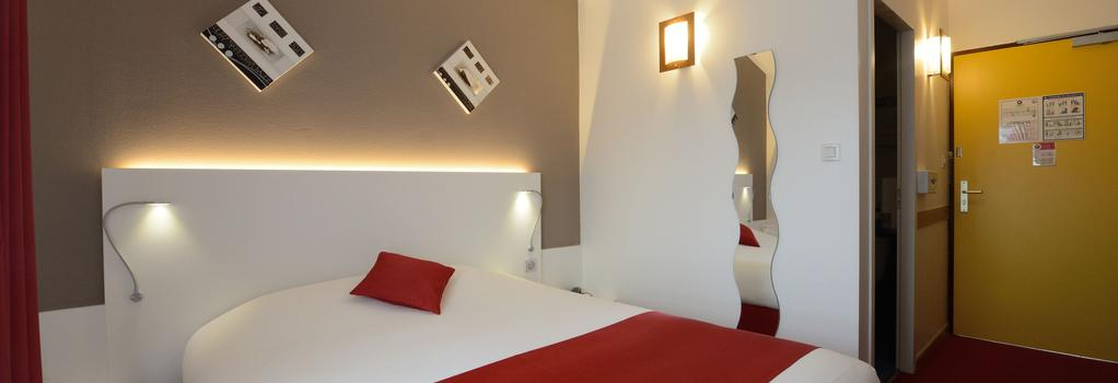 Inter-Hotel Loval - ブレスト - 寝室