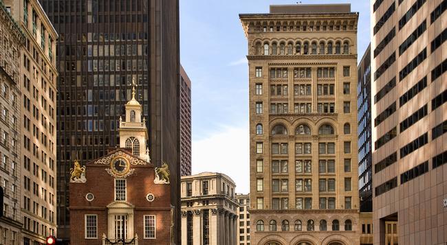 エイムズ ボストン ホテル キュリオ コレクション バイ ヒルトン - ボストン - 建物