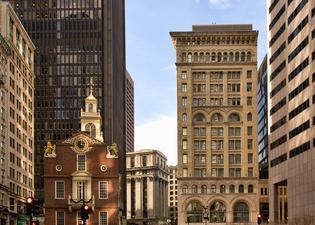アメス ボストン ホテル