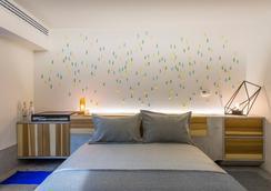 Hotel Carlota - メキシコシティ - 寝室