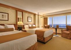 Bally's Atlantic City Hotel & Casino - アトランティック・シティ - 寝室