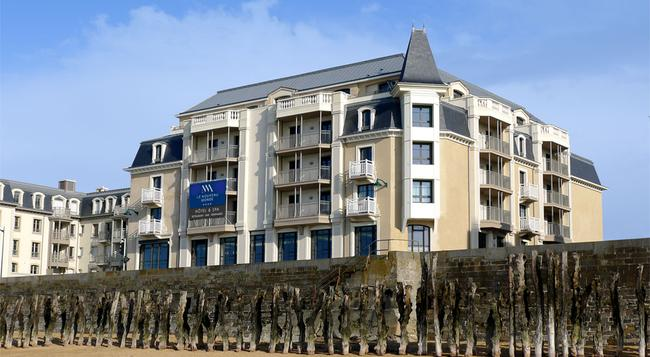 ホテル ル ヌーヴォー モンデ - サン・マロ - 建物