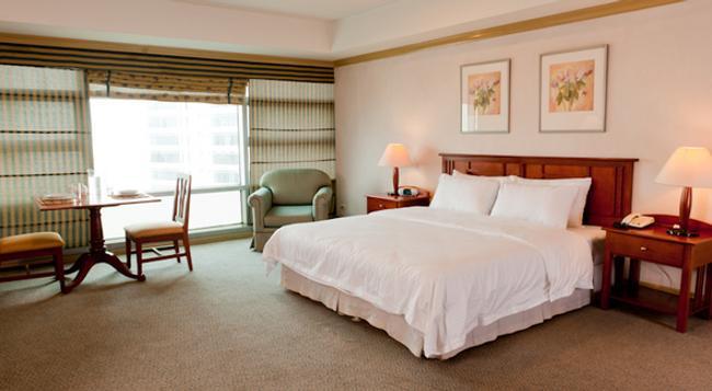 Greenstone Serviced Residences Makati - マニラ - 寝室