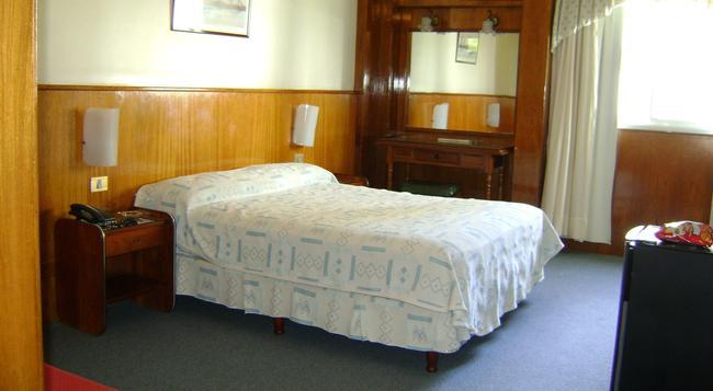 Hotel Alpino - ブエノスアイレス - 寝室