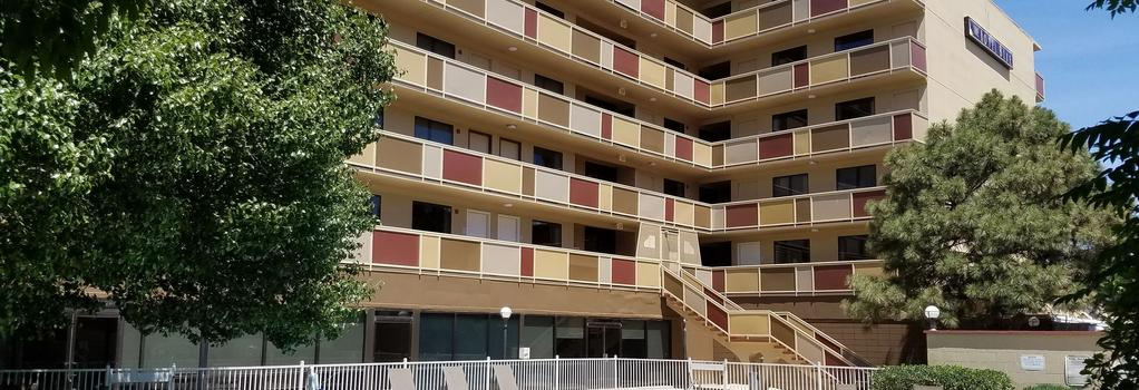 ザ ホテル ブルー - アルバカーキ - 建物