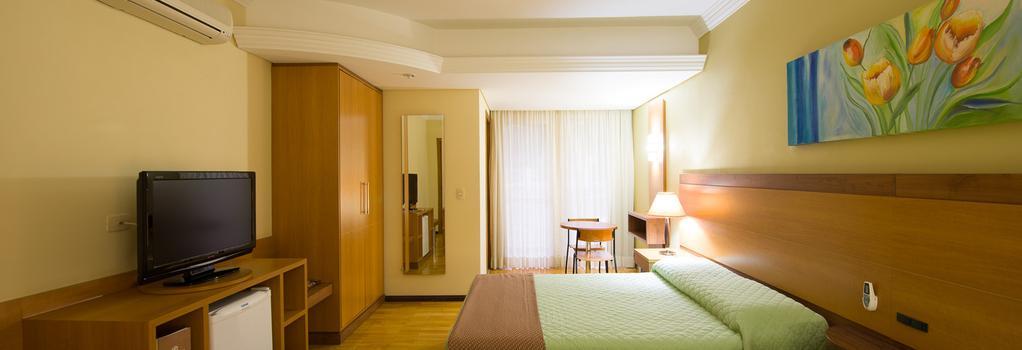 レカント カタラタス テルマス リゾート エ コンベンション - フォス・ド・イグアス - 寝室