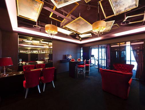 FX ホテル タイペイ ナンジン イースト ロード ブランチ - 台北市 - レストラン