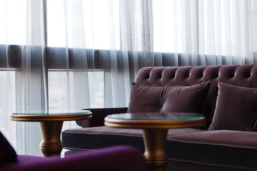 FX ホテル タイペイ ナンジン イースト ロード ブランチ - 台北市 - ラウンジ