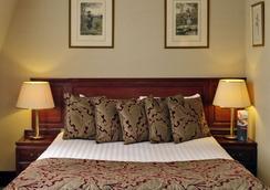 グランジ フィッツロビア ホテル - ロンドン - 寝室