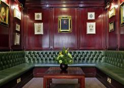 グランジ フィッツロビア ホテル - ロンドン - ラウンジ