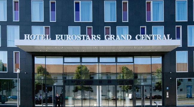 ユーロスターズ グランド セントラル - ミュンヘン - 建物