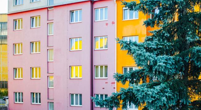 ホテル ホテルインタープラグ - プラハ - 建物