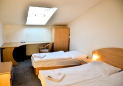 ホテル ホテルインタープラグ - プラハ - 寝室