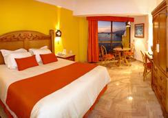 Copacabana Beach Hotel Acapulco - アカプルコ - 寝室