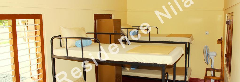 The Residence Nilaveli - トリンコマリー - 寝室