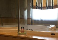 ホテル カロッビオ - ミラノ - 浴室