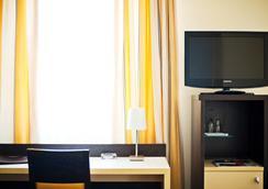 ブリストル ホテル - フランクフルト - 寝室