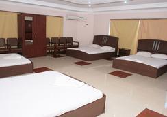 Fabhotel Beach Park Resort - チェンナイ - 寝室