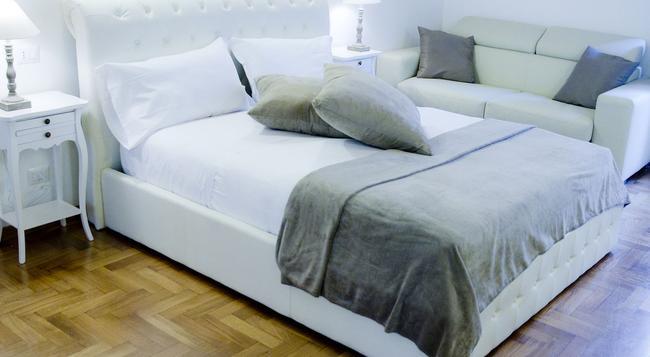 3 イン リペッタ - ローマ - 寝室