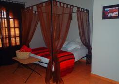 Riad Les Deux Mondes - エッサウィラ - 寝室