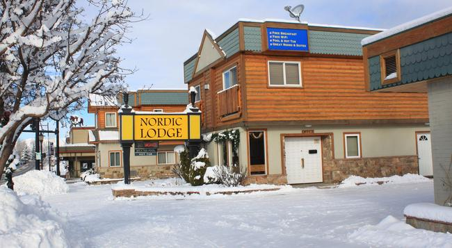 Nordic Lodge of Steamboat - Steamboat Springs - 建物