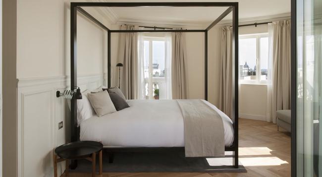 デア ホテル マドリード - マドリード - 寝室