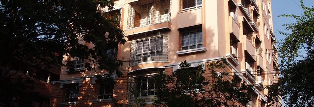 Malik Guest House - コルカタ - 建物