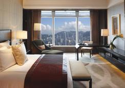 ザ リッツ カールトン 香港 - 香港 - 寝室